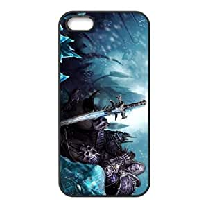 iPhone 4 4s Cell Phone Case Black The Lich King 016 SH3980218