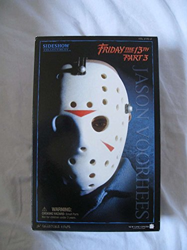 "Friday the 13th Part 3 Jason Vorhees 12"" Figure"