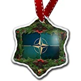 Christmas Ornament North Atlantic Treaty Organization (NATO) - Neonblond