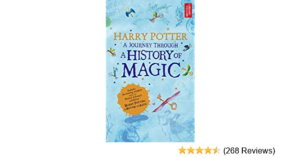 Amazon.com: Harry Potter: A Journey Through the History of ...