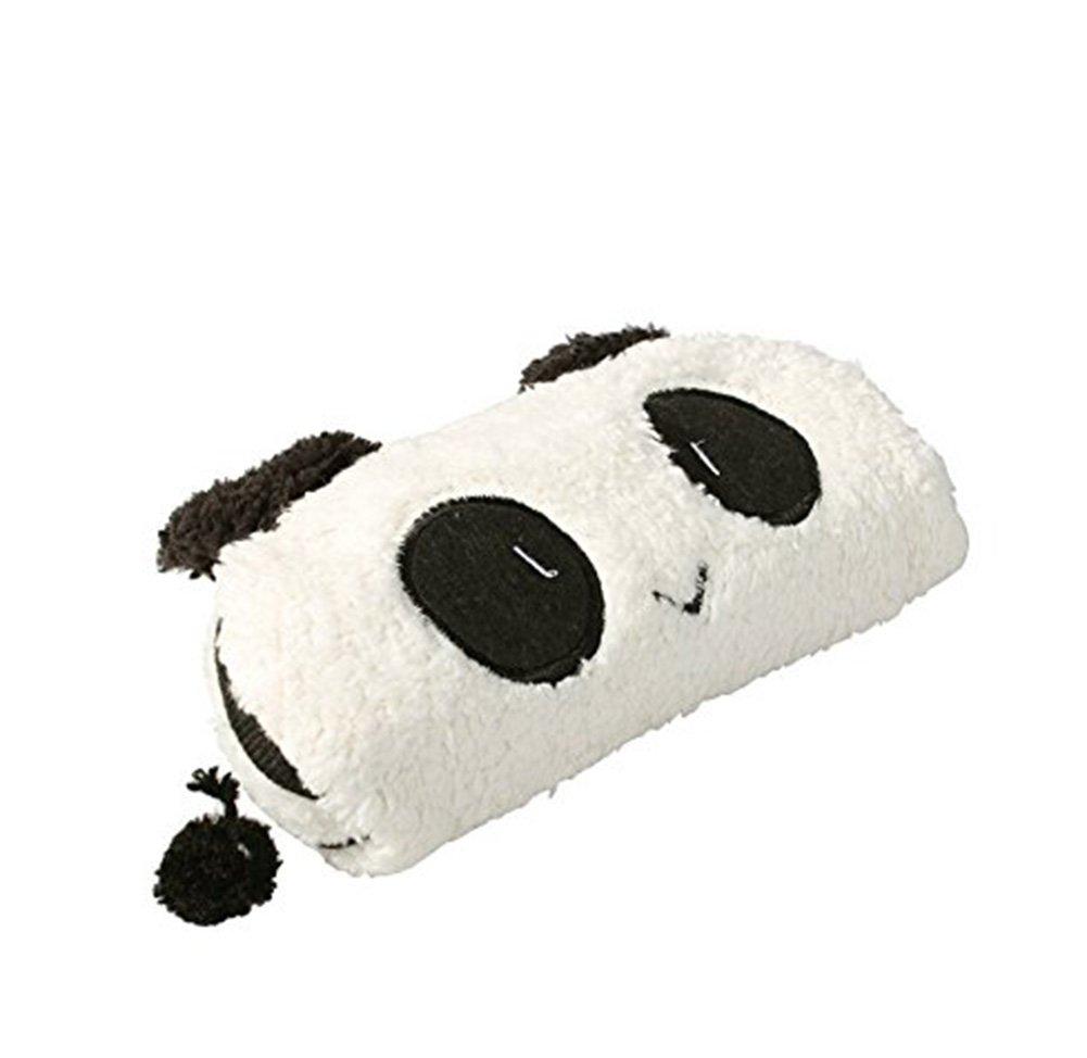 Cosanter matita della borsa lovely morbido peluche panda matita della borsa per il trucco, per ragazze studenti
