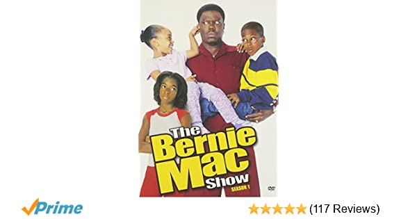 Amazon com: The Bernie Mac Show - Season 1: Bernie Mac