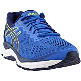 Best Cushioned Running Shoes - ASICS Mens Gel-Fortitude 8 Running Shoe, Victoria Blue/Indigo Review