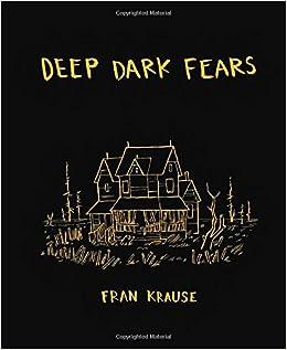 """Képtalálat a következőre: """"Fran Krause: Deep dark fears book"""""""