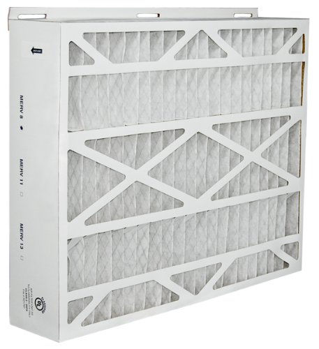 21x26x5 (20.1x25.7x5) MERV 11 Trane Aftermarket Replacement Filter ( 2 PACK )