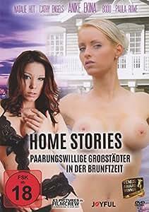 Home Stories - Paarungswillige Großstädter in der Brunftzeit [Alemania] [DVD]
