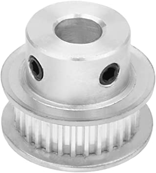Aexit Aluminio MXL 30 dientes 7 mm taladro orificio Sincronización ...