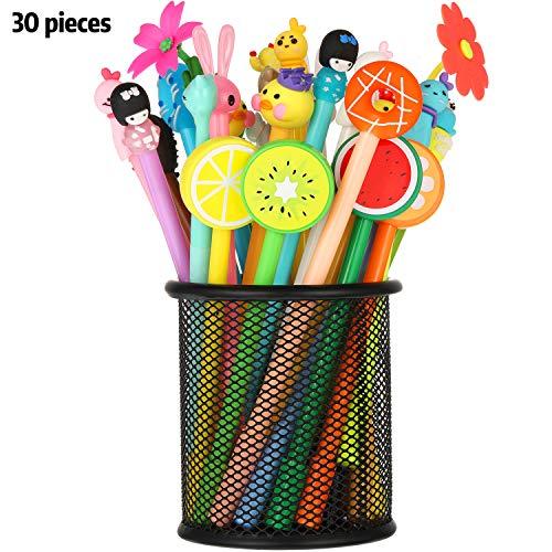 Top Gel Ink Rollerball Pens