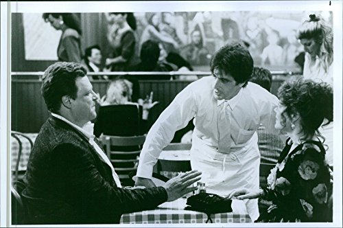 "Select photo of Christine Estabrook, Al Pacino, and John Stephen Goodman in the scene of the movie, ""Sea of Love""."