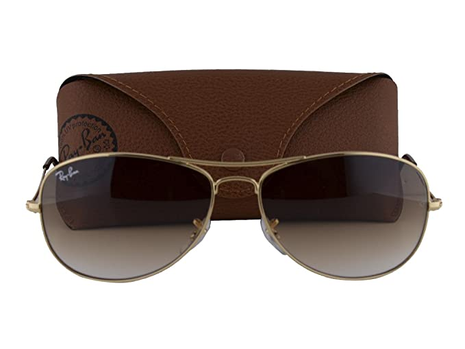 cedaa8f31c4 Ray Ban RB3361 Cockpit Arista w Crystal Brown Gradient Lens 001 51 ...