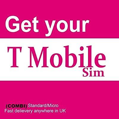 T funda para - T-Mobile EE. UU. (Tmobile) tarjeta SIM y ...