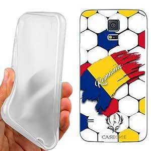 CUSTODIA COVER CASE EUROPEI ROMANIA PER SAMSUNG GALAXY S5 G900 i9600