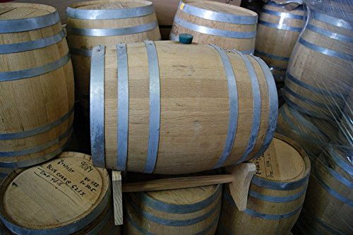 Used 5 Gallon Whiskey Barrel by HomeBrewing.com (Image #3)