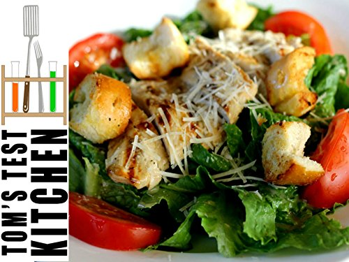 - How to make a grilled chicken Caesar salad