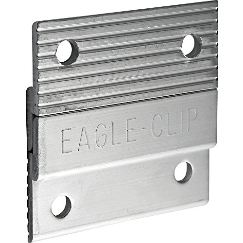 Z Clips, Metal French Cleat Hanger System - Choose Your Lenght - 18