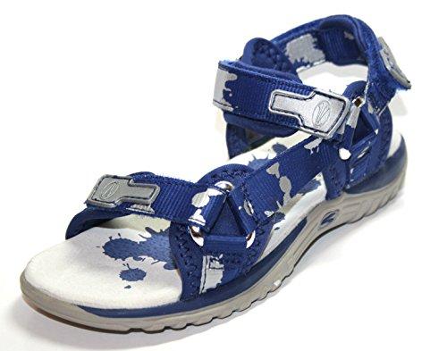 Richter Kinderschuhe Motion - Sandalias deportivas de material sintético niña Blau Cobalt