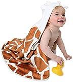 Cuddledry Cuddlesafari Toddler Towel by Cuddledry