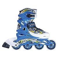 SPOKEY® COLORADO Jr. Inline Skates (Kinder 30-33/33-37 Rollerskates...