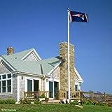 WinCraft New England Patriots Large NFL 3x5 Flag