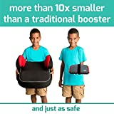 mifold Original grab-and-go Car Booster Seat, Slate