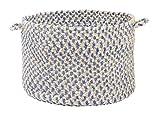 Colonial Mills Blokburst Basket, Blueberry Pie, 18x18x12