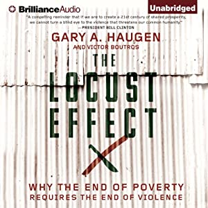 The Locust Effect Audiobook