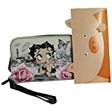 Betty Boop Florence Wallet Coin Purse Card ID Photos Holder Medium