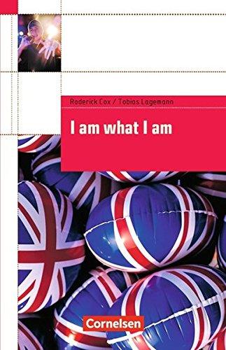 Cornelsen English Library   Fiction  8. Schuljahr Stufe 1   I Am What I Am  Textheft
