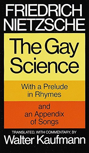 the gay science essays  gradesaver the gay science friedrich nietzsche