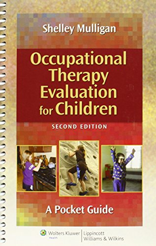 1451176171 - Occupational Therapy Evaluation for Children: A Pocket Guide