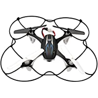 Dwi Dowellin RTF RC Quadcopter 3D Drone UFO with 480P/0.3MP Camera 9916 Black