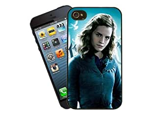 Eclipse Gift Ideas Harry Potter Design Number 02 Featuring Hermione - iPhone 4 / 4s Case Cover