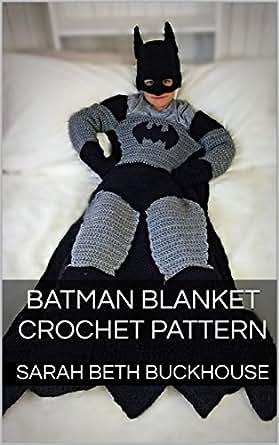 Amazon Batman Blanket Crochet Pattern A Stitch By Stitch Guide