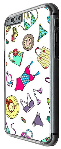 1381 - Cool Fun Trendy cute kwaii sketch collage food take away unicorn cartoon fashion illustration make u Design iphone 6 Plus / iphone 6 Plus S 5.5'' Coque Fashion Trend Case Coque Protection Cover