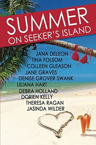 book cover of Summer on Seeker\'s Island