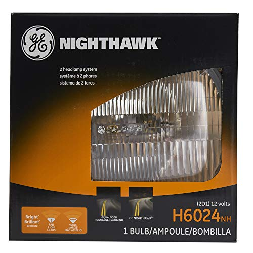 GE Lighting H6024NH Nighthawk Automotive Headlight Bulb