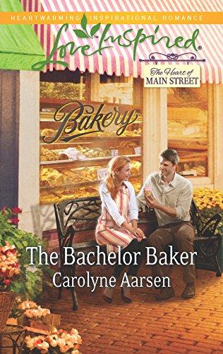 The Bachelor Baker (The Heart of Main - Inspired Heart