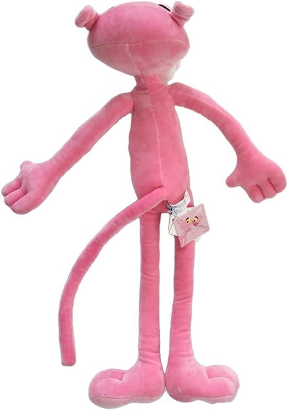 Pink Panther Stuffed Animal Plush Toy for Child Kids 2019 Newest Gift Holiday