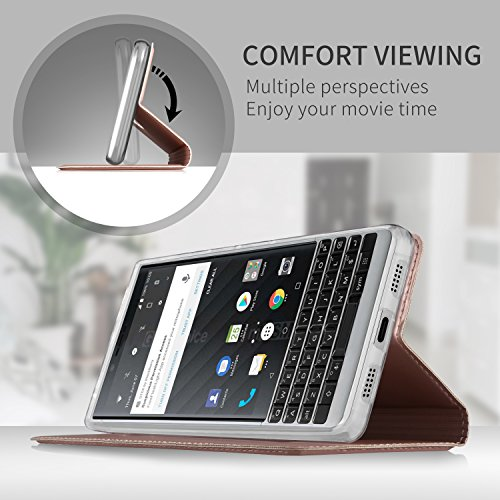 on sale 01648 dc320 TOTOOSE BlackBerry Keyone 2 Premium Case slim Protective Skin Double Layer  Bumper Shell Shockproof Impact Defender Protective Case Premium for ...