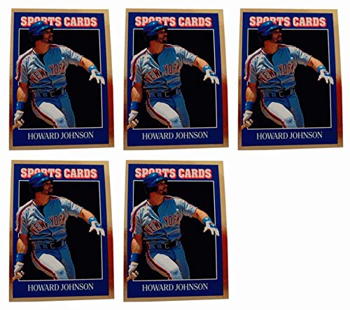 Amazoncom 5 1992 Sports Cards 73 Howard Johnson