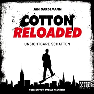 Unsichtbare Schatten (Cotton Reloaded 3) Hörbuch