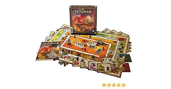 Talisman: Amazon.es: Juguetes y juegos