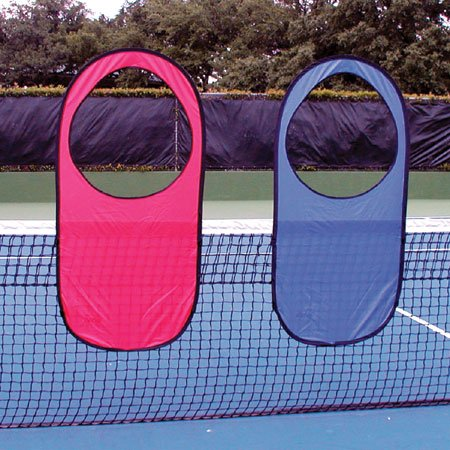 (Oncourt Offcourt Pop-Up Targets - Improve Your Tennis Accuracy / 2 Targets Included)