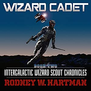 Wizard Cadet Audiobook