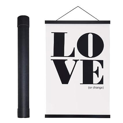 Amazon 11x14 11x17 Poster Frame Magnetic Wood Frame Frames For