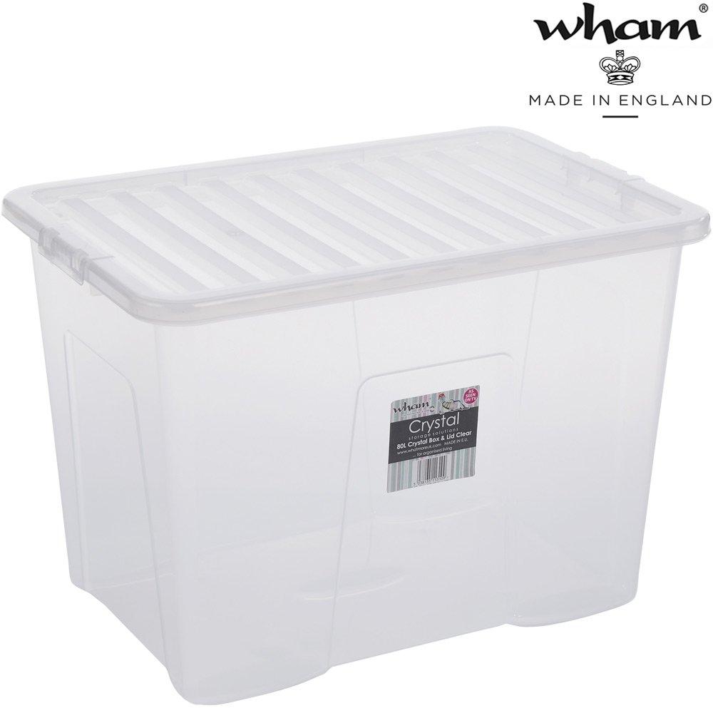 plastikbox mit deckel elegant gallery of noveste l mit deckel klappbar transparent kunststoff. Black Bedroom Furniture Sets. Home Design Ideas