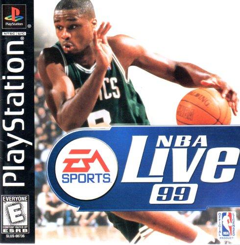 nba live 99 - 5