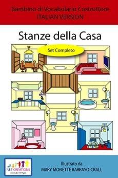 Stanze della casa rooms in the house set for Costruttore di casa gratuito