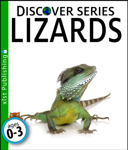 Lizards (Discover Series) by [Xist Publishing]