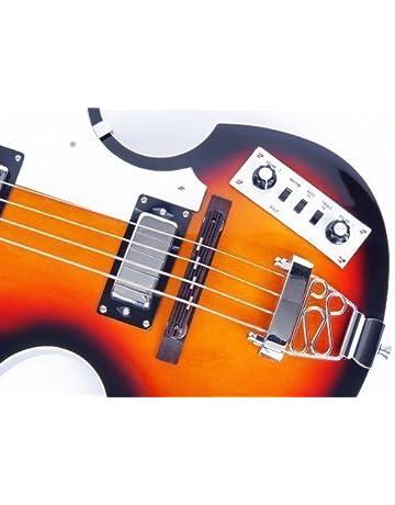 Violín, Beatles, bajo eléctrico BB2 SB de MPM (4260180883008) de Cherrystone